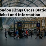 London Kings Cross Station, Ticket and Information